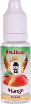 Жидкость для электронных сигарет Mr.Black Mango 15 мл (Спелый и ароматный манго)