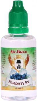 Рідина для електронних сигарет Mr.Black Blueberry Ice 50 мл (Чорниця з льодом)