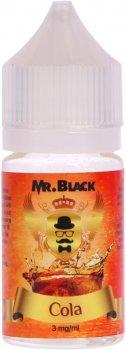 Рідина для електронних сигарет Mr.Black Cola 30 мл (Кола)