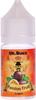 Рідина для електронних сигарет Mr.Black Passion Fruit 30 мл (Екзотична маракуя)