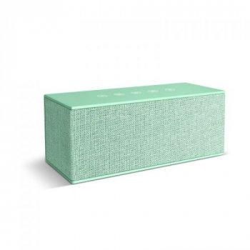 Портативна акустика Fresh 'N Rebel Rockbox Brick Fabriq Edition Bluetooth Speaker Peppermint (1RB3000PT)