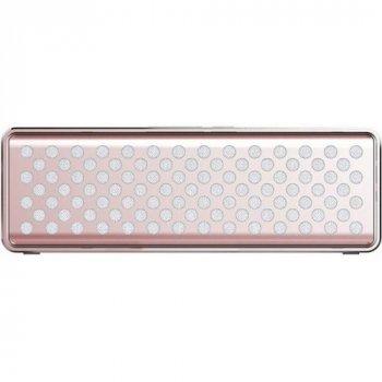 Портативна акустика Rock Mubox Bluetooth Speaker Rose Gold