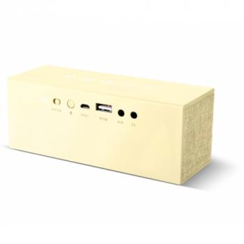 Портативна акустика Fresh 'N Rebel Rockbox Brick Fabriq Edition Bluetooth Speaker Mint (1RB3000BC)
