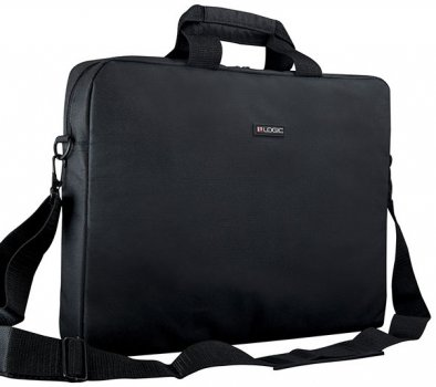 "Сумка для ноутбука Logic Concept Basic 15.6"" Black (TOR-LC-BASIC15)"