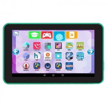 """Планшет Lexibook LexiTab 7"""" з батьківським контролем Green(пошкоджена упаковка) Уцінка"""