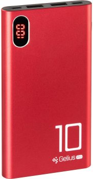 УМБ Gelius Pro CoolMini GP-PB10-005 10000 mAh Red (2099900721601)