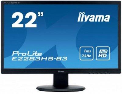 Монітор Iiyama E2283HS-B3 (F00148718)