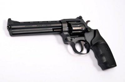 Револьвер под патрон флобера Сафари РФ-461М (пластик)