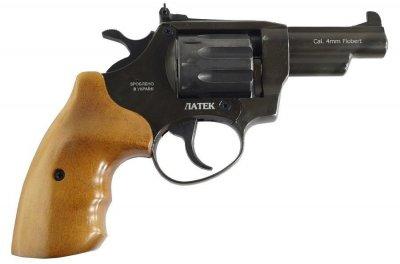 Револьвер Флобера Латек Сафари 431М дерево