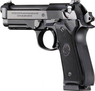 Пистолет пневматический Umarex Beretta M92 A1 черный