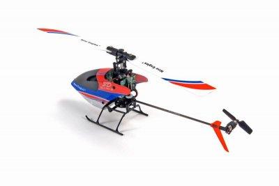 Вертолет Nine Eagles Solo Pro 100 RTF 240 мм 3D 2,4 ГГц (NE30228024207003A)