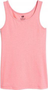 Майка H&M 5001335 Розовая