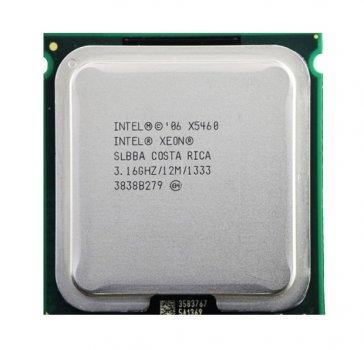 Процесор Intel X5460 3.16 GHz 4C 12M 120W (SLANP) Refurbished