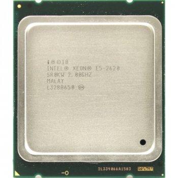 Процессор Intel E5-2620 2.0GHz 6C 15M 95W (E5-2620) Refurbished