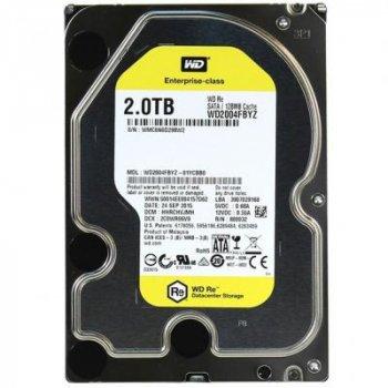 """Жесткий диск 3.5"""" 2TB Western Digital (#WD2004FBYZ-FR#)"""