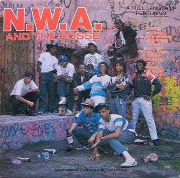Виниловая пластинка N.W.A N.W.A. & Posse (арт. 5853)