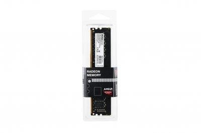Пам'ять DDR4 RAM 16GB AMD 3000MHz PC4-24000 R9 Gamer Series (R9416G3000U2S-U)