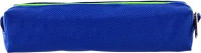 Пенал Yes Monocolour мягкий 1 отделение Синий (532482)