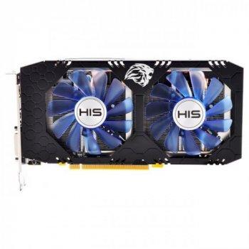 Відеокарта His Radeon Rx 570 Iceq X2 Oc 4Gb Gddr5 256-Bit (Hs-570R4Dcnr)