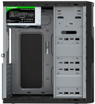 Корпус Gamemax ET-211-500W 500 Вт