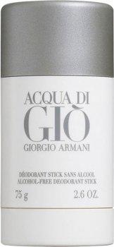 Дезодорант-стик для мужчин Giorgio Armani Acqua di Gio Pour Homme 75 мл (3360372060734)