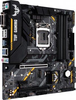 Материнська плата Asus TUF B365M-Plus Gaming (s1151, Intel B365M, PCI-Ex16)