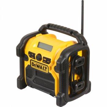 Акумуляторний радіоприймач DeWALT DCR019 (каркас) (DCR019)