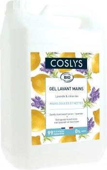 Мыло для рук Coslys мягкое с лимоном и лавандой 5 л (3538396516708)