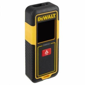 Лазерний далекомір DeWALT DW033 (DW033)
