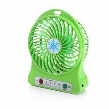 Міні-вентилятор Portable Fan Mini Green (0325MD)