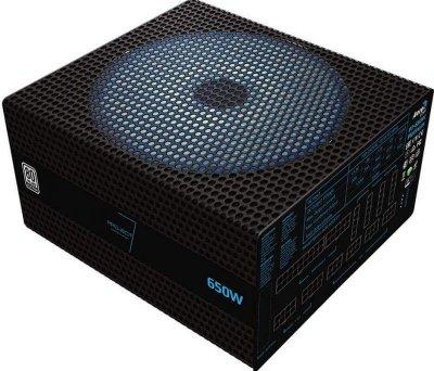 Блок питания Aerocool P7-650 Platinum RGB 650W