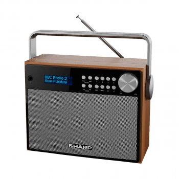 SHARP Portable DAB-Radio (DR-P350)