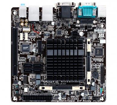 Gigabyte GA-N3160N-D3V Mini ITX