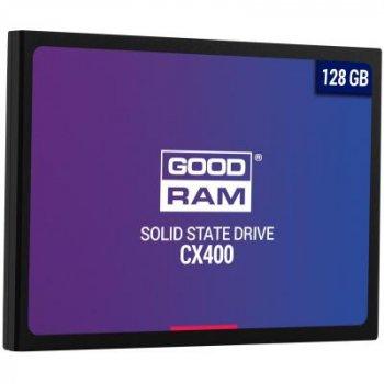 Накопичувач SSD 128GB 2.5 GOODRAM (SSDPR-CX400-128)