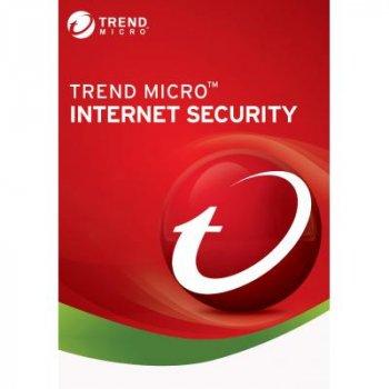 Антивірус Trend Micro Internet Security 2019 3ПК, 12 month(s), Multi Lang, Lic, Ne (TI10974257)