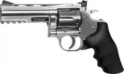 Пістолет пневматичний ASG Dan Wesson 715 Pellet (23702883)