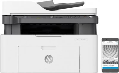 HP Laser 137fnw with Wi-Fi (4ZB84A)