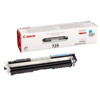 Картридж Canon 729 LBP-7018С/ 7010С Cyan (4369B002)