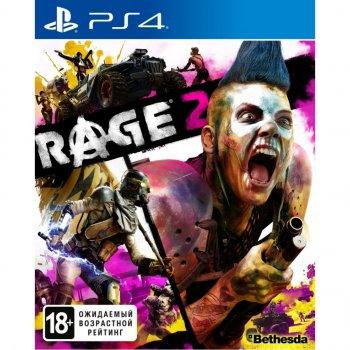 Гра SONY Rage 2 [PS4, Russian version] (6420286)