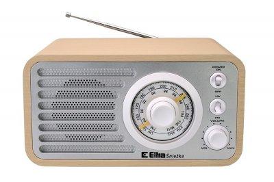Радиоприемник Eltra Снежка (JS768)