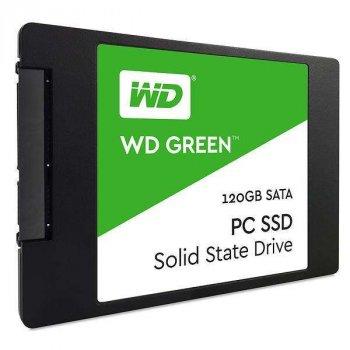 """Твердотільний жорстку диск SATA2.5"""" 120GB TLC GREEN WDS120G2G0A WDC"""