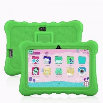"""Детский планшет с родительским контролем Ainol Novo Q88 7""""IPS QuadCore 8Gb + чехол Green"""