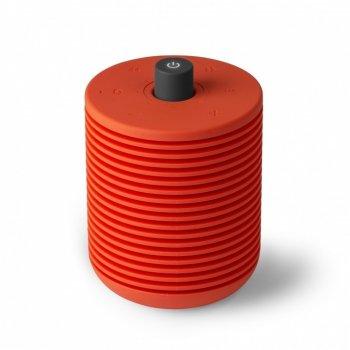 Радіо FM з Bluetooth-динаміком Lexon Hibi, червоне