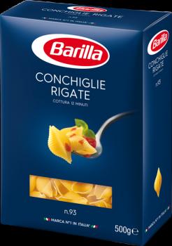 Макаронні вироби Barilla Конкільє ригате 500 г (8076802085936)