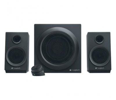 Акустична система 2.1 Logitech Z333 Black