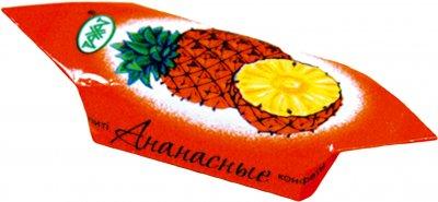 Конфеты Рахат Ананасные 1 кг (4870036007313)