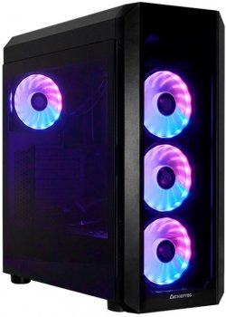 Корпус Chieftec Gaming Scorpion III Tempered Glass Edition (GL-03B-OP)