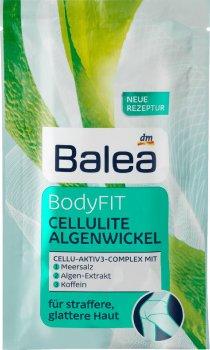 Средство от целлюлита Balea BodyFIT обертывание тела водорослями 100 мл (4010355592118)