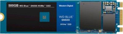 Накопичувач SSD M. 2 500GB WD Blue (WDS500G1B0C)