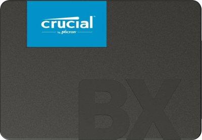 """Накопичувач SSD 2.5"""" SATA 240GB Crucial BX500 (CT240BX500SSD1)"""